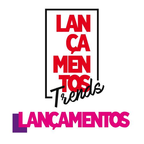 Logo Lançamentos + Lançamentos Trends